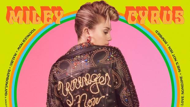 """Miley Cyrus' neues Album """"Younger Now"""" ist soeben erschienen"""