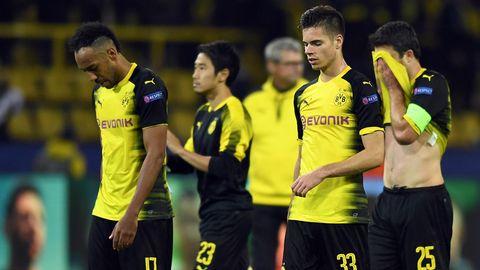 BVB hat gegen Real Madrid verloren
