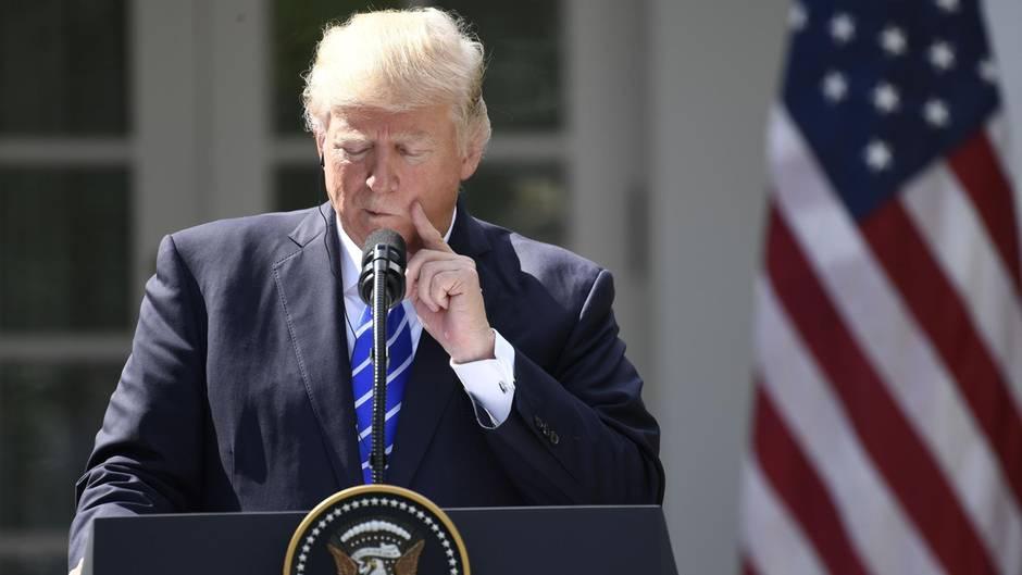 Peinlicher Fehler: Präsident? Premier? Trump verwechselt Rajoys Amt