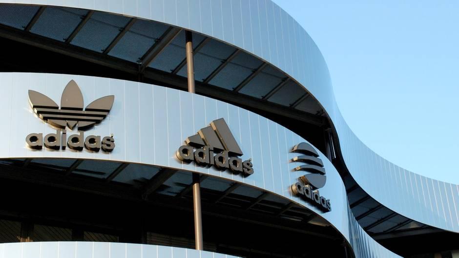 Adidas-Zentrale in Herzogenaurach
