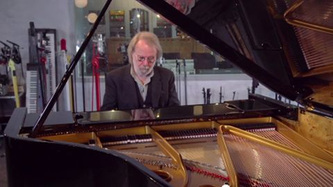 "Benny Andersson: ""Piano"""