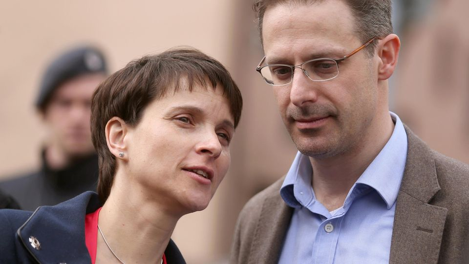 Petry und Pretzell planen Parteineugründung - Vorbild soll die CSU sein