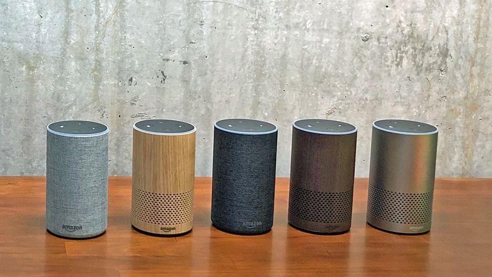 Amazon Echo Hands On