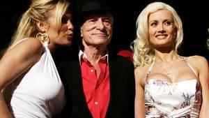 Playboy-Gründer Hugh Hefner stirbt im Alter von 91