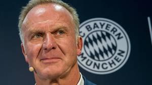 FC Bayern München Karl-Heinz Rummenigge