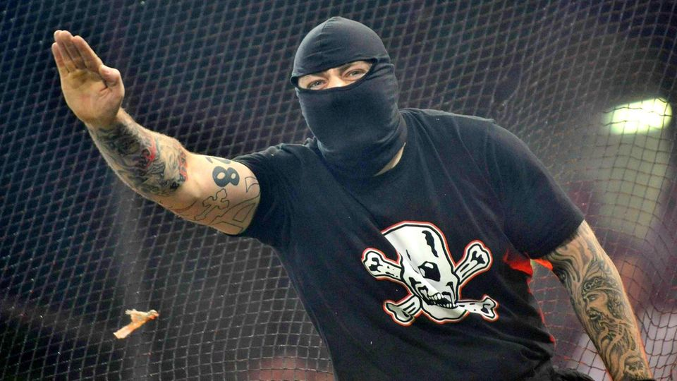 Ivan Bogdanov wurde vor dem Spiel 1.FC Köln gegen Roter Stern Belgrad festgenommen