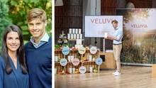 Veluvia-Gründer Jörn-Marc Vogler