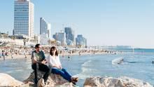 Tel Aviv: Für Linda Rachel Sabiers nicht bloß eine aufregende Stadt, sondern ein Versprechen, nicht ständig als Jüdin auftreten zu müssen