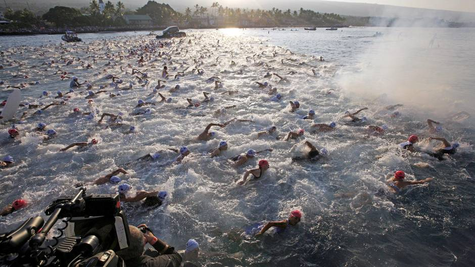Ironman Hawaii 2017 - Jan Frodeno - Kailua-Kona - WM - Berichterstattung