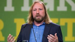 Anton Hofreiter, Fraktionsvorsitzende von Bündnis 90/Die Grünen