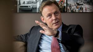 Thomas Oppermann sieht die nahe Zukunft der SPD in der Opposition. Oder aber...