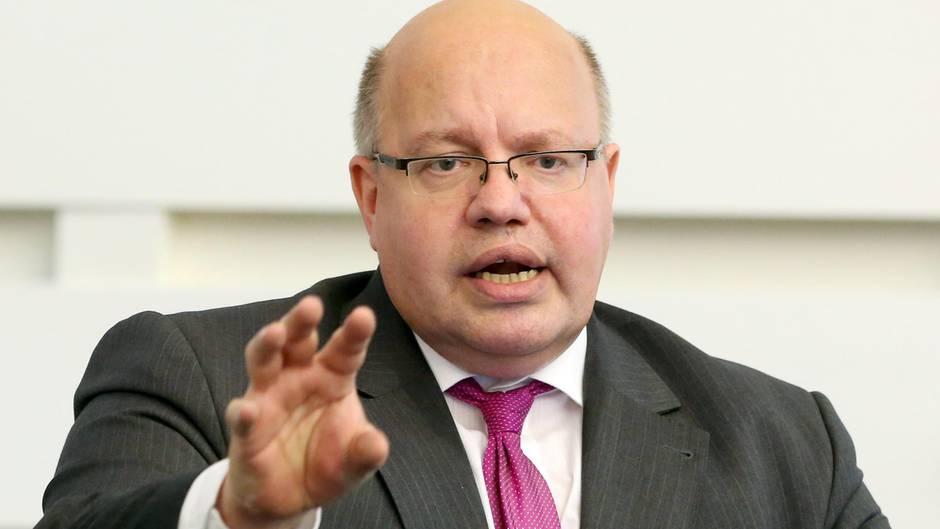 Peter Altmaier wird übergangsweise Finanzminister