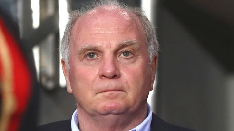 Uli Hoeneß in Paris