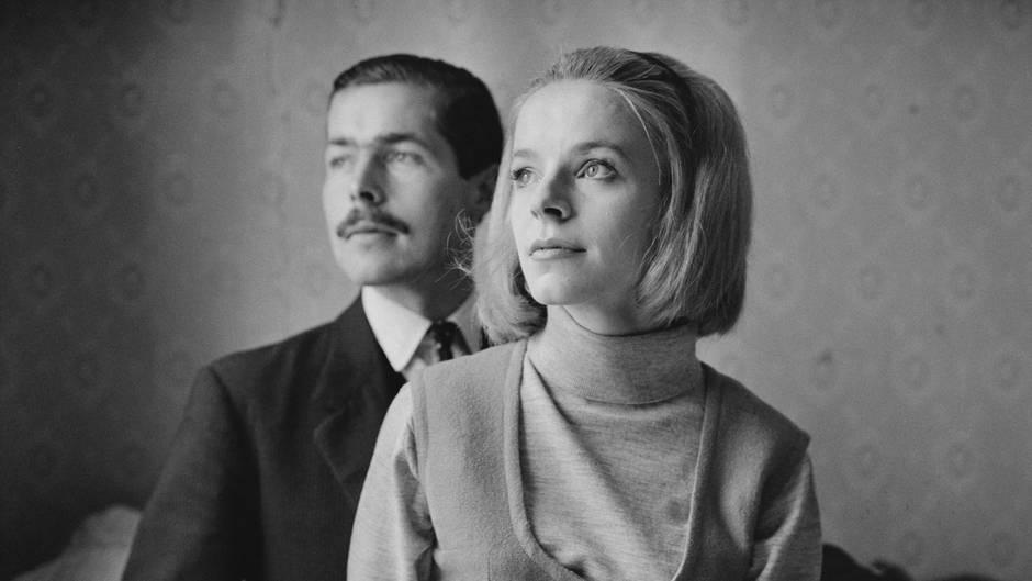Als Paar der Gesellschaft waren die Lucans damals in allen Medien präsent.