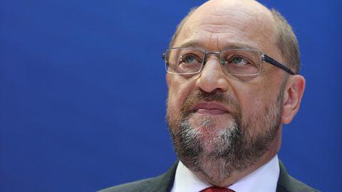 Martin Schulz hat am Wahlabend über seinen Rücktritt nachgedacht