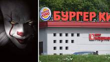 "Burger King Russland klagt gegen Stephen Kings ""ES"""
