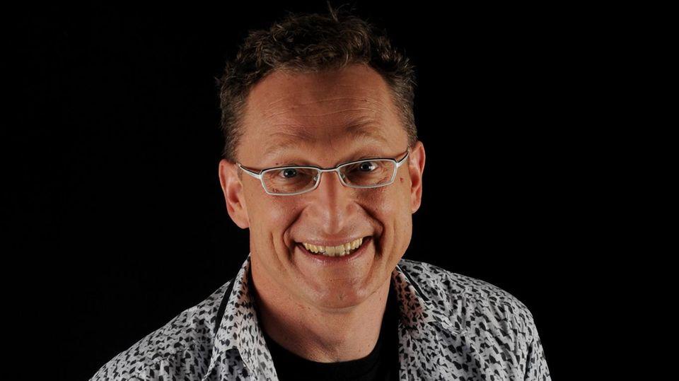 Autor und Internet-Experte Andreas Weigend im stern-Interview (Archivbild)