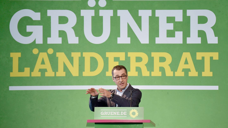Grünen-Spitze wirbt für Jamaika-Bündnis