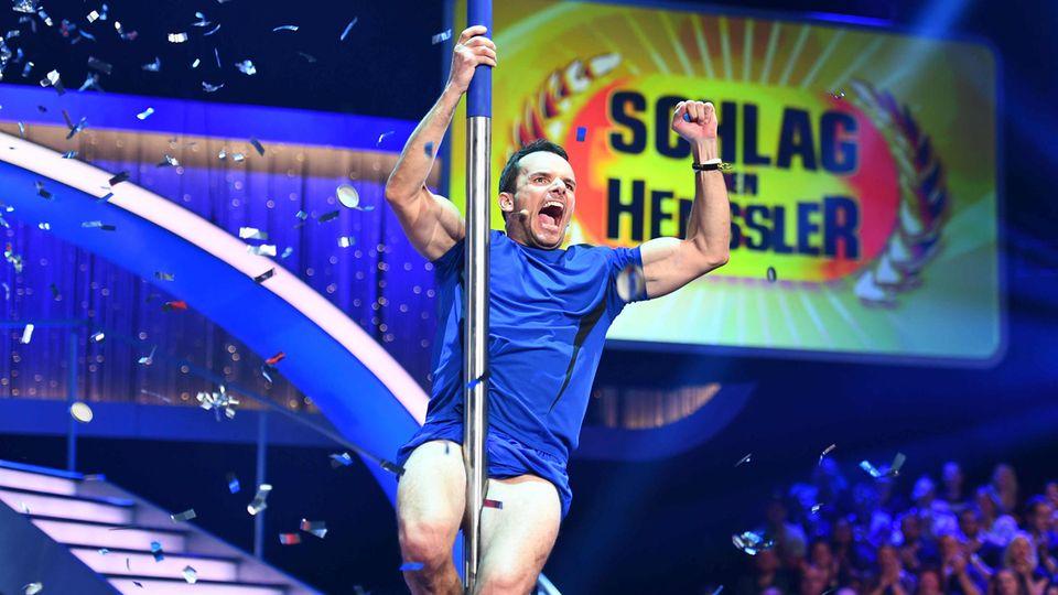 """TV-Koch und Entertainer: Starkoch Steffen Henssler: """"Ich habe diese Gier nach Leben"""""""
