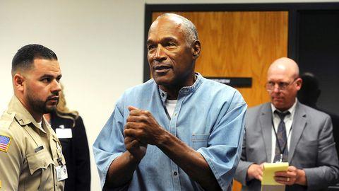 Nach neun Jahren Haft: O.J. Simpson aus dem Gefängnis entlassen