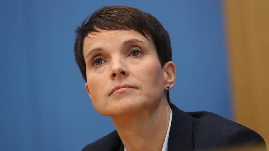 """""""Ja"""", Frauke Petry will eine neue Partei gründen - ein """"politisches Projekt auf Zeit"""""""