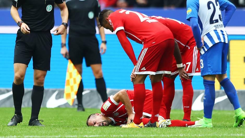Franck Ribéry FC Bayern München