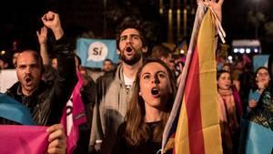 Katalonien-Referendum: 90 Prozent stimmen für Unabhängigkeit