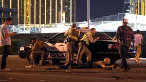 Schießerei auf einem Konzert in Las Vegas - mehrere Opfer