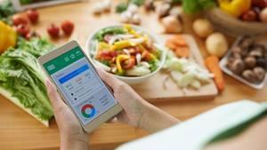 Eine Smartphone App liefert nützliche Informationen rund um das Kochen