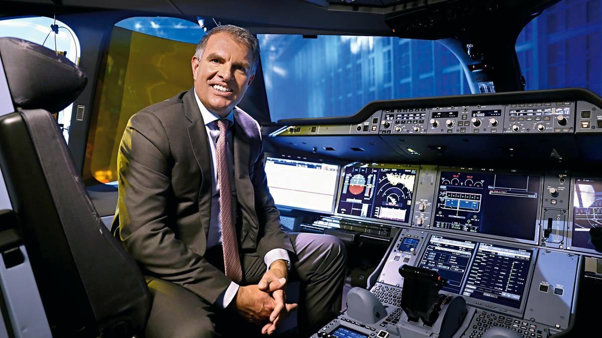 Lufthansa-Boss Carsten Spohr: Der Air Berlin-Deal soll