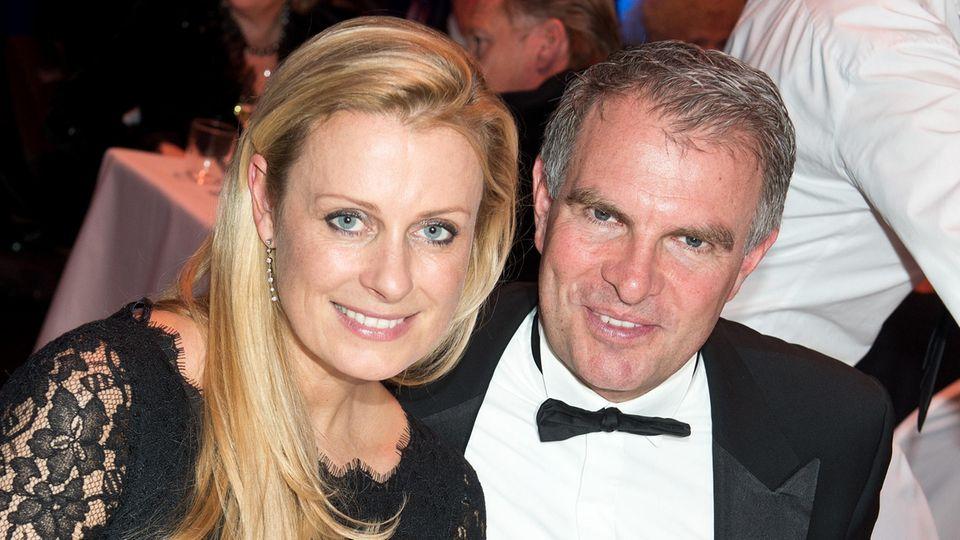 Carsten Spohr, 50, lebt mit Ehefrau Vivian und zwei Töchtern in München