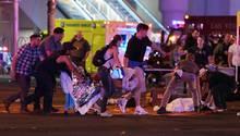 Mindestens 20 Menschen starben durch die Schüsse in Las Vegas