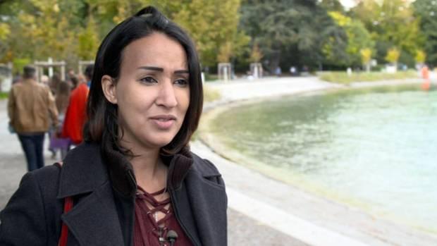 stern TV traf Manal al-Sharif Ende September in Zürich