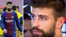 Gerard Piqué: So leidet der Barca-Star mit dem katalanischen Volk
