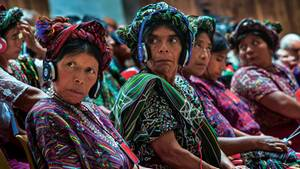 Maya-Indianer in Guatemala: 30 Jahre nach den Massakern stehen Verantwortliche vor Gericht