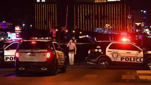FBI Polizei Las Vegas