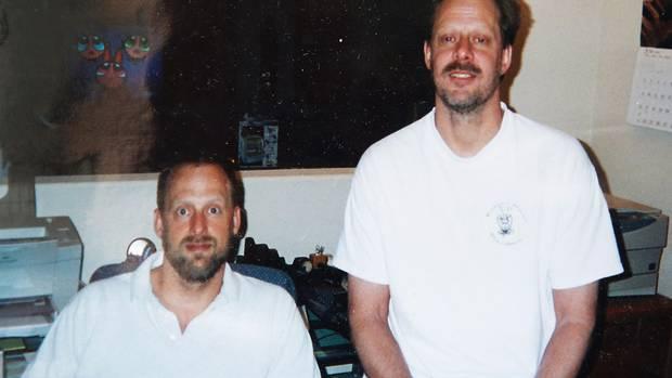 Stephen Paddock und Eric Paddock