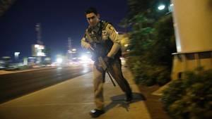 Las Vegas Polizei-Protokolle