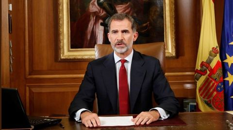 König Felipe Spanien