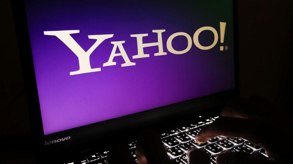 Massiver Hackerangriff auf Yahoo im Jahr 2013: Alle drei Milliarden Nutzerkonten bei dem Internet-Konzern waren betroffen