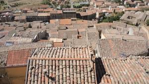 Romantik kann auch anstrengend sein - die Häuser in Gangi auf Sizilien sehen verträumt aus. Doch sie müssen aufwändig renoviert werden.