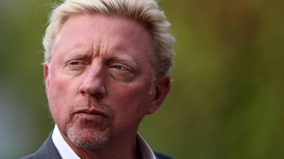 Boris Becker hat einen gigantischen Schuldenberg angehäuft