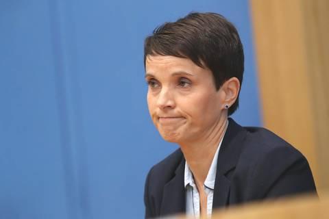 Thüringen: Unter Eid falsch ausgesagt? Staatsanwaltschaft erhebt Anklage gegen Frauke Petry