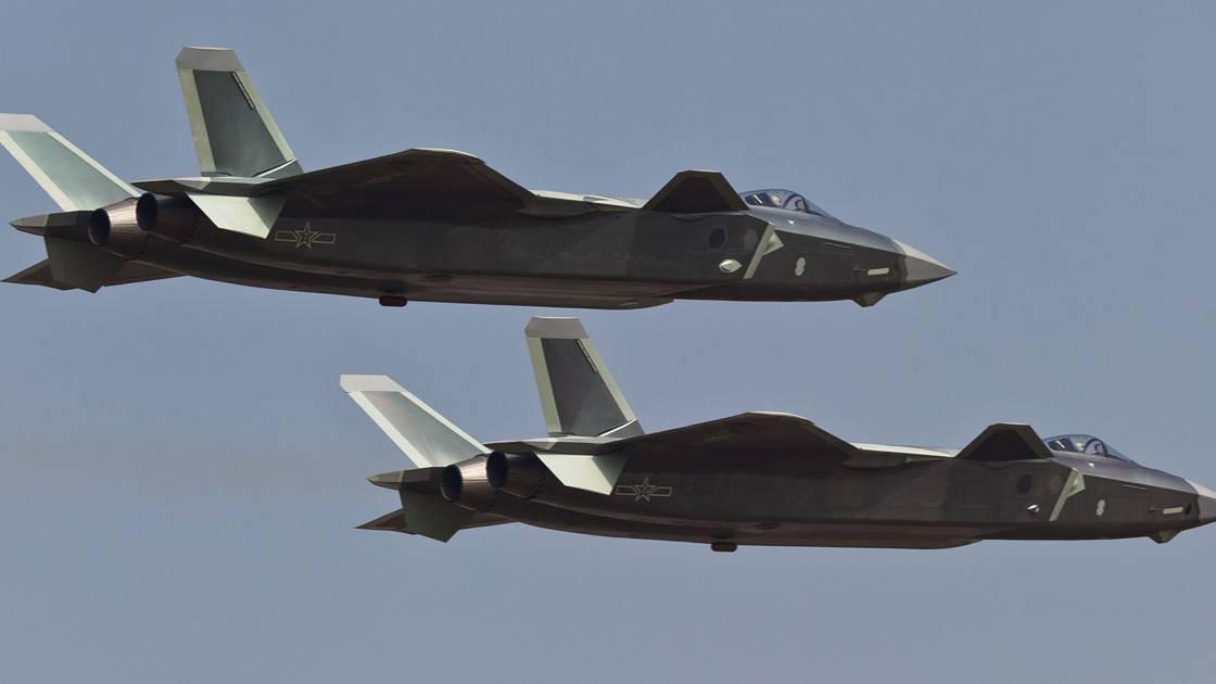 Chinas Stealth Fighter Soll Jagd Auf Die Flugzeugtrager Der Usa