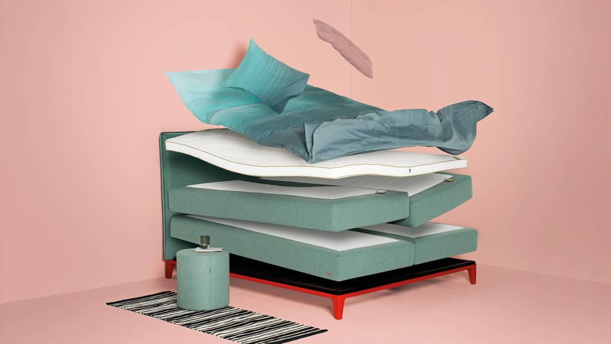 betten test was sie beim bettenkauf beachten sollten. Black Bedroom Furniture Sets. Home Design Ideas