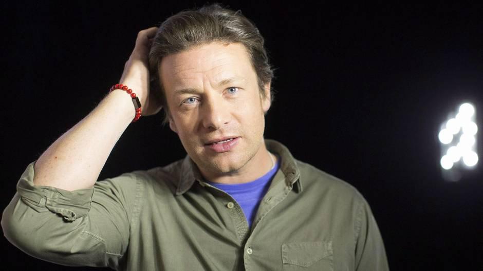 Jamie Oliver Ich Habe Salz Komplett Aus Meiner Ernährung Verbannt