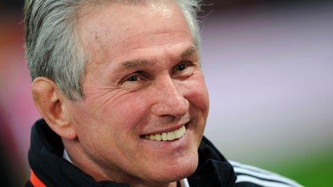 Jupp Heynckes wird übereinstimmenden Medienberichten zufolge wieder Trainer des FC Bayern München