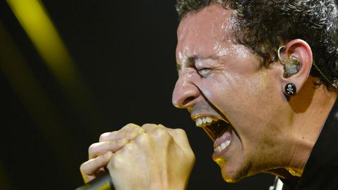 Linkin Park Sänger Chester Bennington