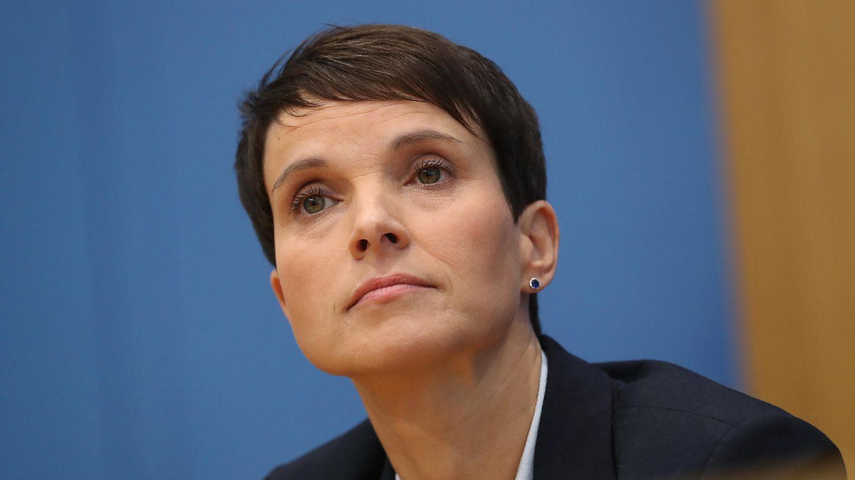 Frauke Petry kündigt Austritt aus der AfD an - Telebasel