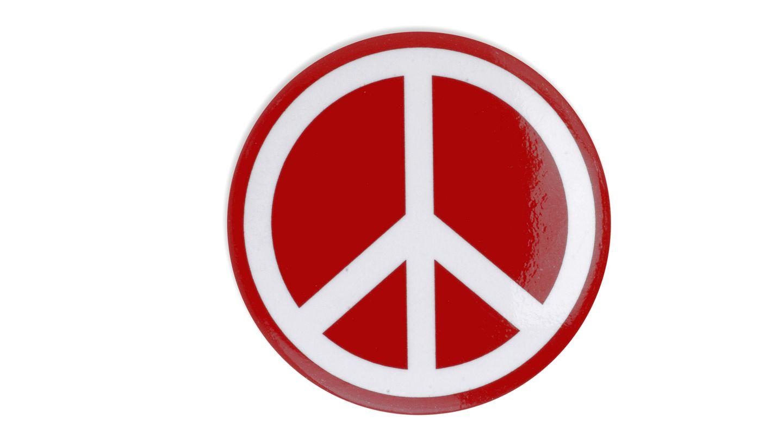 Das CND-Antikriegs-Logo von Gerald Holtom